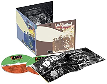 Led Zeppelin Led Zeppelin Ii Deluxe Cd Edition