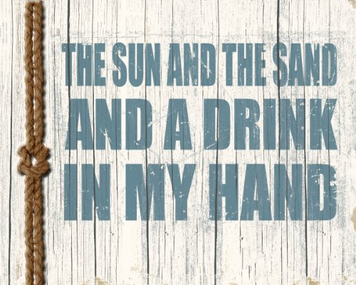 sixtrees-sun-sand-drink-hand-flat-sign-with-rope