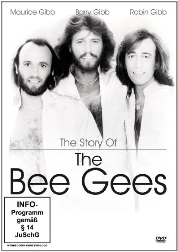 Bee Gees - The Story Of The Bee Gees, DVD