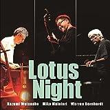 Lotus Night by Kazumi Watanabe