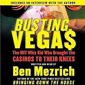 Busting Vegas Hörbuch