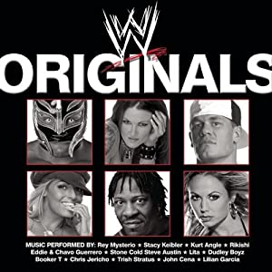 Amazon.com: WWE Originals: Various Artists: Music