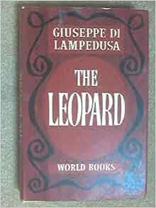 the leopard giuseppe di lampedusa pdf