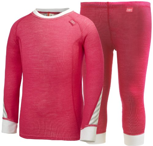 Helly Hansen Girl's Warm Baselayer Twin Pack