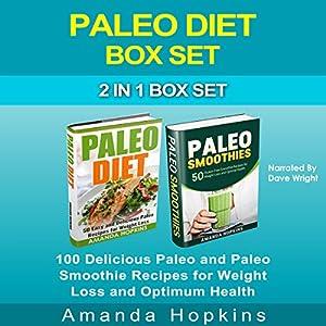 Paleo Diet Box Set Audiobook
