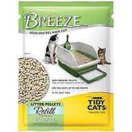 Tidy Cats Cat Litter, Breeze, Litter…