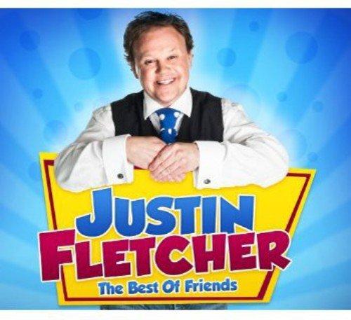 CD : Justin Fletcher - Best Of Friends (CD)