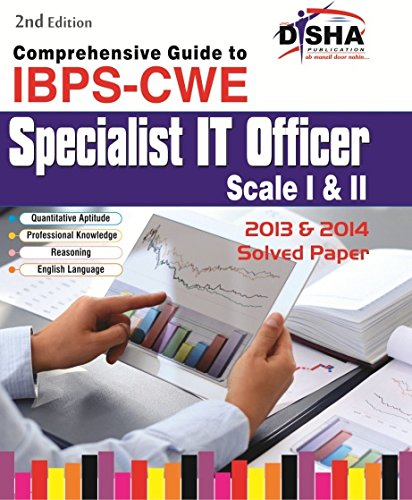Comprehensive Guide to IBPS-CWE Specialist IT Officer Scale I & II - 2nd Edition