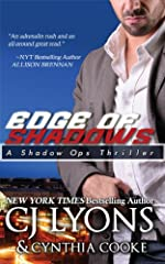 EDGE OF SHADOWS (Shadow Ops Book 3)