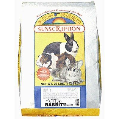 Sun-Seed-Company-SSS13045-Vita-Mix-Daily-Diet-Rabbit-Food-25-Pound