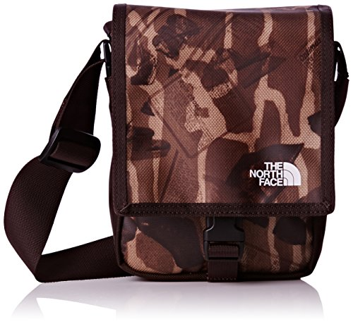The North Face - borsa a tracolla Bardu, colore: marrone/marrone scuro, misura unica