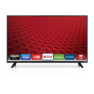 VIZIO E43-C2 43-Inch 1080p Smart LED HDTV from VIZIO