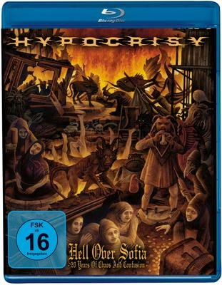 Hell Over Sofia-20 Years of Chaos & Confusion [Blu-ray] [Import]