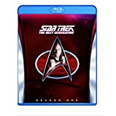 Star Trek: Next Generation - Season 1 [Blu-ray] [Import]
