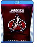 Star Trek The Next Generation - Season 1 [Blu-ray]