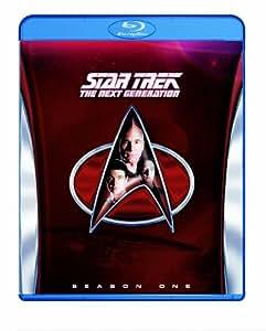 Star Trek The Next Generation - Season 1 [Blu-ray]