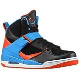 (ナイキ) NIKE (ジョーダン)JORDAN USA限定モデル 09.0 BlackPhoto BlueTeam Orange Flight フライト 45 Mid ミッド メンズ商品(メンズ) 【並行輸入品】