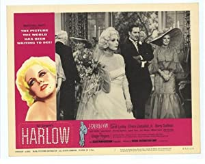 harlow poster movie 1965 style a 11 x 14 inches 28cm x. Black Bedroom Furniture Sets. Home Design Ideas