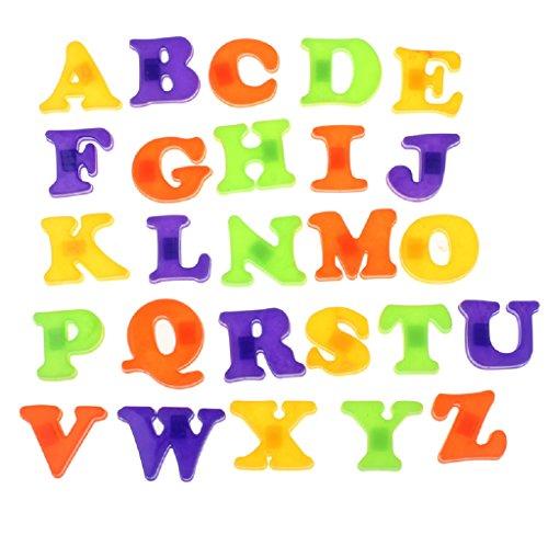 Ularma 26 Nevera Lindo Juguete Letras La Bebé Imán A Z Alfabeto Educativo Niño Moda Fl1uKJc3T