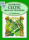 img - for By Co Spinhoven Authentic Celtic Iron-on Transfers (Dover Little Transfer Books) [Paperback] book / textbook / text book