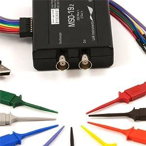 USB Oscilloscope from SparkFun