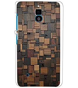 NOKIA LUMIA 530 TILES Back Cover by PRINTSWAG