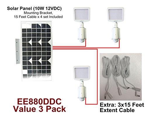 eLEDing Pure Digital Solar Powered (DDC-Smart)