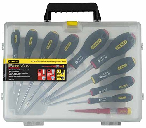 Stanley 0-65-439 Fat Max Set 10 Giraviti