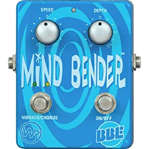 Good Deal on the BBE Mind Bender Vibrato / Chorus at Amazon