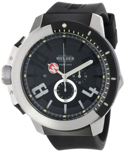 Welder Unisex 301 K44 Oversize Watch