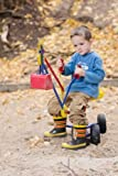 Sandbox Digger Toy With Wheels