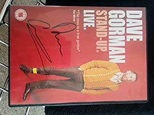 Dave Gorman - Stand Up Live