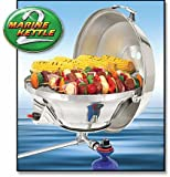 Magma Marine Kettle 2 Combination Stove and Gas Grill, Party Size