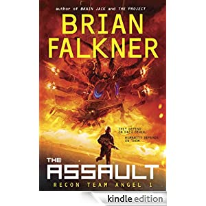 The Assault (Recon Team Angel #1)