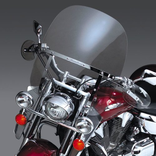 National Cycle Switchblade 2-Up Windshield - Clear N21111