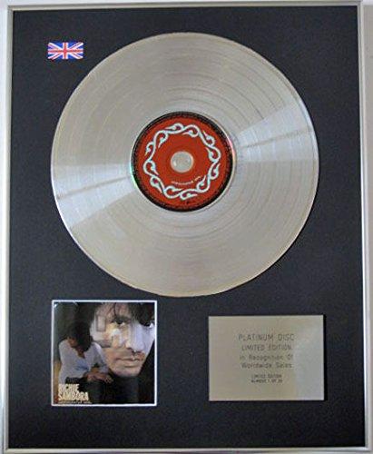 RICHIE SAMBORA Ltd-Platinum Edition CD disco UNDISCOVERED SOUL