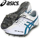 アシックス(asics) SP BLADE HM(エスピーブレードHM)ホワイト/ターコイズブルー TTP512-0138 0138 26.0cm