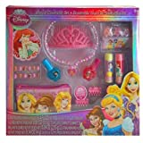 Disney Princess DP1962SA Royal Cosmetic Set with Hair