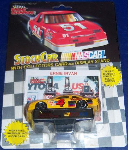 1991 Racing Champions # 4 Ernie Irvan 1/64 scale