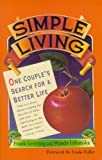 img - for Simple Living: One Couple's Search for a Better Life book / textbook / text book