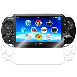 ArmorSuit MilitaryShield - Sony PlayStation Vita Screen Protector Shield with Lifetime Replacements