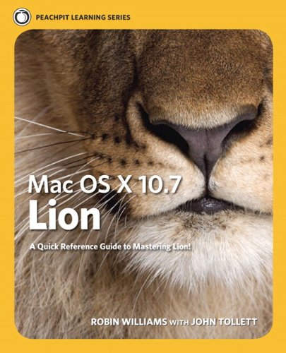 Mac OS X Lion: Peachpit Learning Series