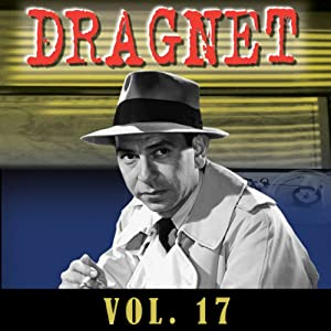 Dragnet Vol. 17 Radio/TV Program