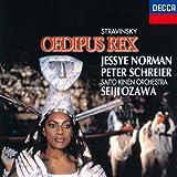 ストラヴィンスキー:オペラ=オラトリオ<エディプス王>