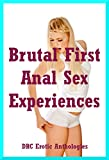 img - for Brutal First Anal Sex Experiences: Five First Anal Sex Erotica Stories book / textbook / text book