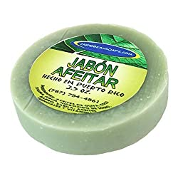 Caribbean Soaps Shaving Handmade Soap - 3.5 oz.
