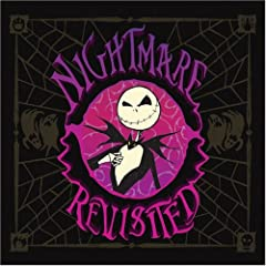Portada del disco Nightmare Revisited