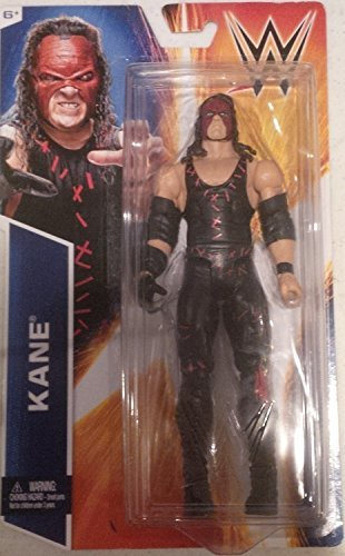 [WWE, Basic Series, Exclusive Kane [Demon] Action Figure] (Wwe Kane Costume For Sale)