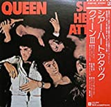 Queen - Sheer Heart Attack Japan Pressing with OBI P-8516E