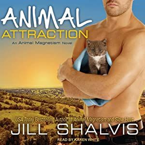 Animal Magnetism Series # 2, Animal Attraction | [Jill Shalvis]